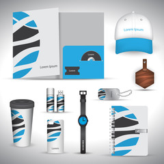 Stationery set design