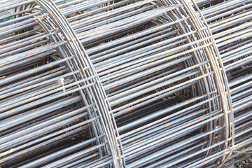 Rebar bending shape