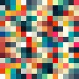 Fototapety Abstract geometric retro pattern seamless for your design