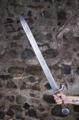 medioeval sword