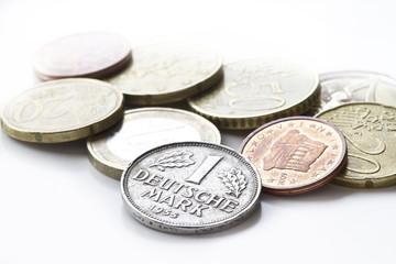 D-Mark Euro