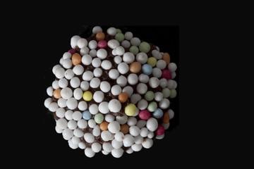Schokoladenlinse