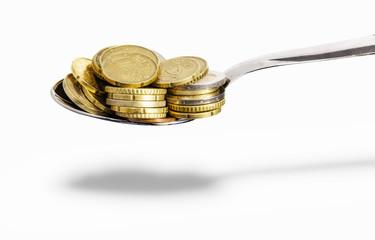 Mangiata di soldi