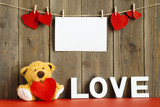Love photo background