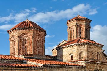 Saint Naum Monastery in Ohrid, Macedonia