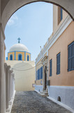 Fira catholic cathedral 06