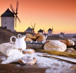 Panadería.
