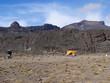 Kilimanjaro - Camp de Moir Hut