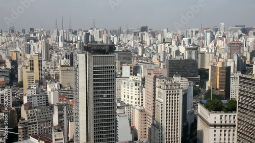 Skyscrapers in Sao Paulo, Brazil