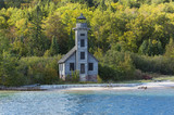 Grand Island E Channel Lighthouse