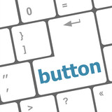 button word on computer keyboard key