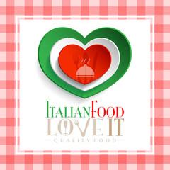 Italian Food - Love It