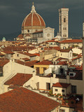 cityscape of beautiful old town of Florence