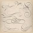 Calligraphy elements - 62148897