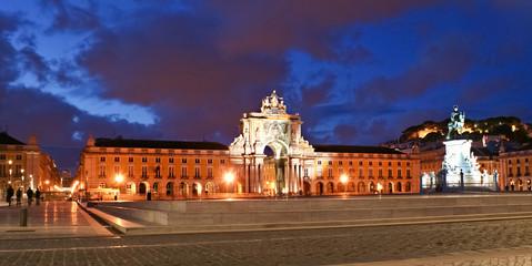 Evening in Lisbon