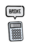Broke Bankrupt Calculator