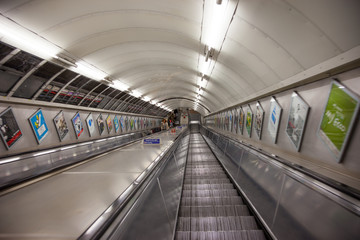 The Green Park station