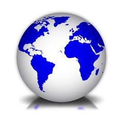 bola del mundo 3d 2