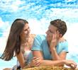 Sommer: Junges verliebtes Paar :)