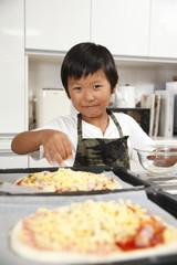 男の子 料理 お手伝い
