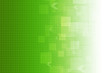 green technology abstract background.