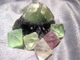 Fluorite Specimen Collection