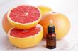 grapefruit essential oil - 62159892