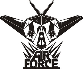 US Air Force - Military Design.