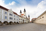 Telc, Czech Republic - Unesco city