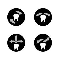 Teeth.Vector format