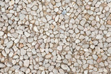Stone rock crushed gravel texture, background