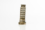 Model of Leaning Pisa tower, Italy