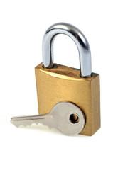Le cadenas et sa clé