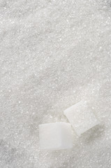 Sugar background