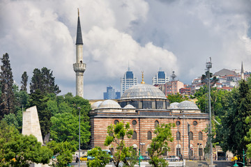 Sinan Pasha Mosque in Istanbul