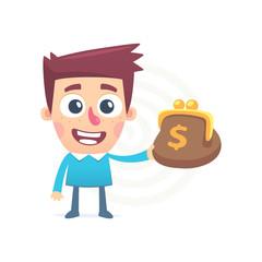 keeping money