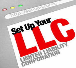 Set Up Your LLC Limited Liability Corporation Website Online Hel