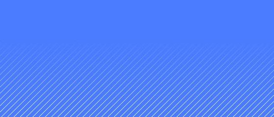 Blauer Hintergrund und schräge helle Linien mit Farbverlauf