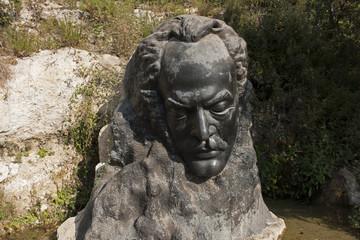 Denkmal für Khalil Gibran