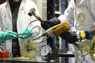 riparazione orologio pendola