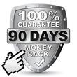90 DAYS MONEY BACK ICON