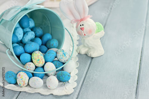 Easter Candy Eggs