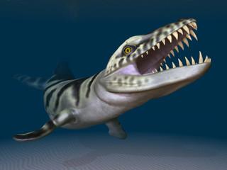 Prehistoric Crocodile Dakosaurus