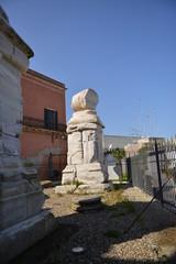Colonne della fine della via Appia di Brindisi