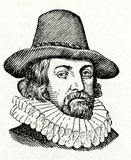 Francis Bacon, English philosopher, statesman