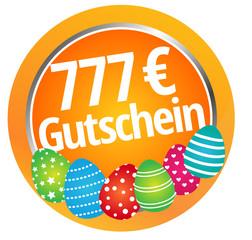 777 Euro Gutschein