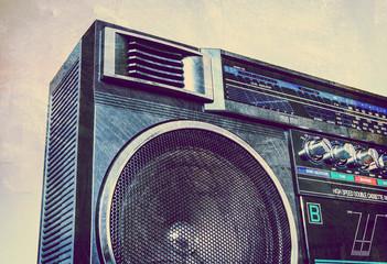 grunge stereo