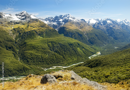 Fabulous scenery in New Zealand