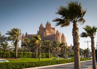Hotel Atlantis, Dubai, UAE.