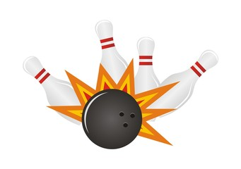 bowling illustrations